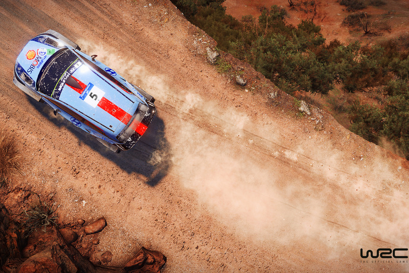Screenshot WRC 7