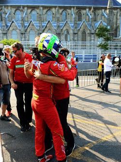 2017 Formula E şampiyonu Lucas di Grassi, ABT Schaeffler Audi Sport