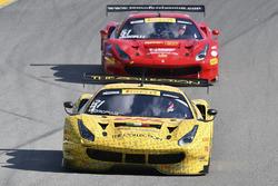 #31 TR3 Racing Ferrari 488 GT3: Daniel Mancinelli, Kyle Marcelli