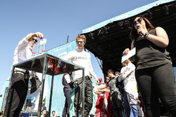 Oliver Turvey, NEXTEV TCR Formula E Team, at the Qualifying Lottery