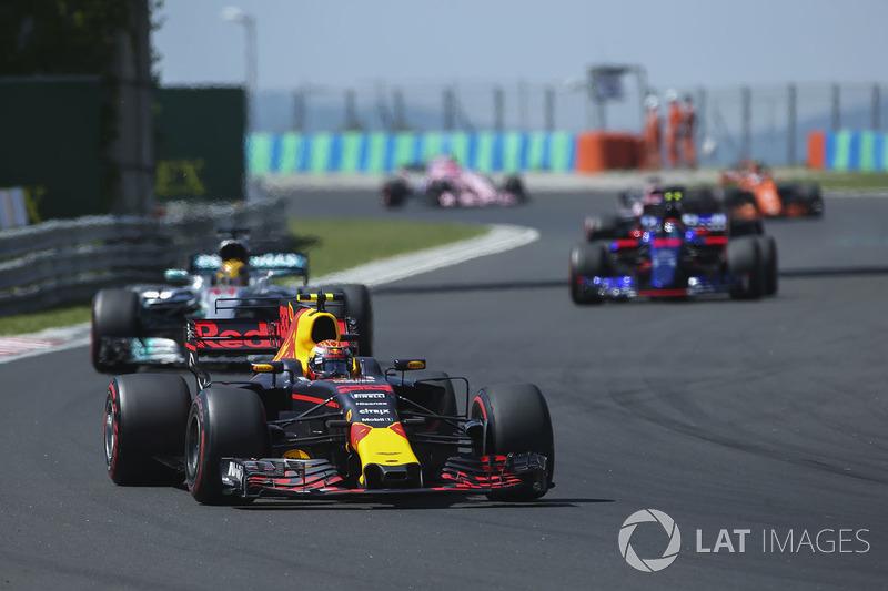 ¿Ha llegado Verstappen a su límite?