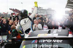 Winner Colin Turkington, Team BMW BMW 125i M Sport