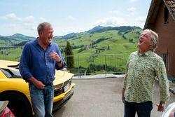 Jeremy Clarkson, James May in Switzerl