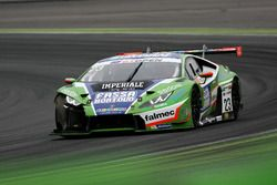 #23 Imperiale Racing Lamborghini Huracan GT3: Vito Postiglione, Andrea Fontana