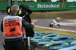 Patrick Friesacher, F1-Doppelsitzer