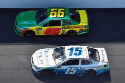 Joey Gase, BK Racing Toyota, Carl Long, Motorsports Business Management, Chevrolet SS