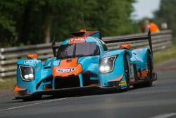 #34 Tockwith Motorsports, Ligier JS P217 Gibson: Nigel Moore, Philip Hanson, Karun Chandhok