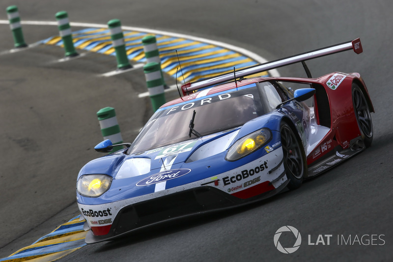 LMGTE-Pro: #67 Ford Chip Ganassi Racing, Ford GT