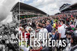 Le public et les médias