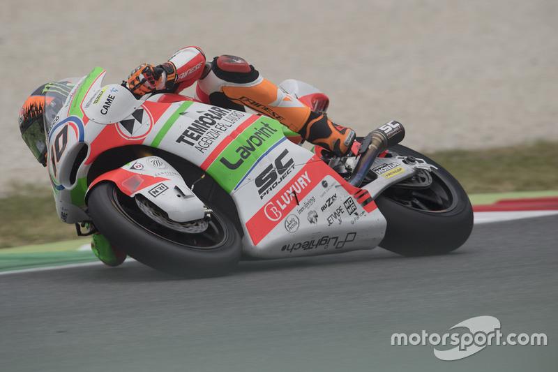 Luca Marini, Forward Racing Team, Mugello