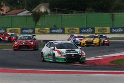 Eric Scalvini, MM Racinge, Honda Civic TCR-TCR