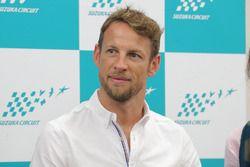 Jenson Button, #16 MOTUL MUGEN NSX-GT