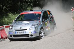 Ivo Vaz Lopes, Sarah Lattion, Citroën C2 R2