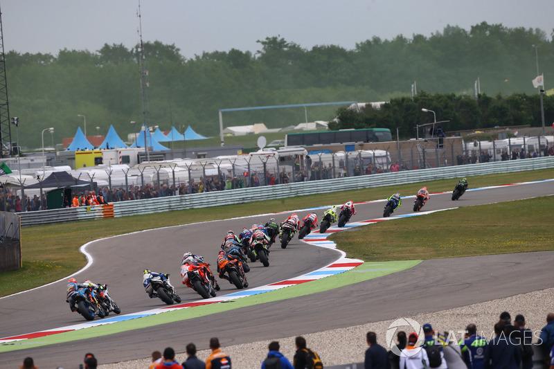 Johann Zarco, Monster Yamaha Tech 3 leads