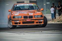 Giovanni Dalla Pozza, BMW M3 E36, Team Pistuleen