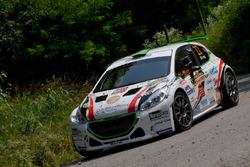 Antonio Forato, Ivan Gasparotto, Peugeot 208T16 R5