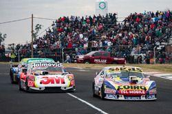 Martin Serrano, Coiro Dole Racing Chevrolet, Mariano Werner, Werner Competicion Ford