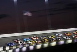 Elliott Sadler, JR Motorsports Chevrolet leads