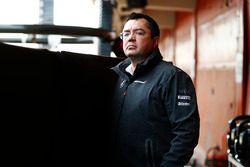 Eric Boullier, McLaren Director Racing