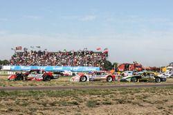 Jose Manuel Urcera, Las Toscas Racing Chevrolet, Lionel Ugalde, Ugalde Competicion Ford, Omar Martin
