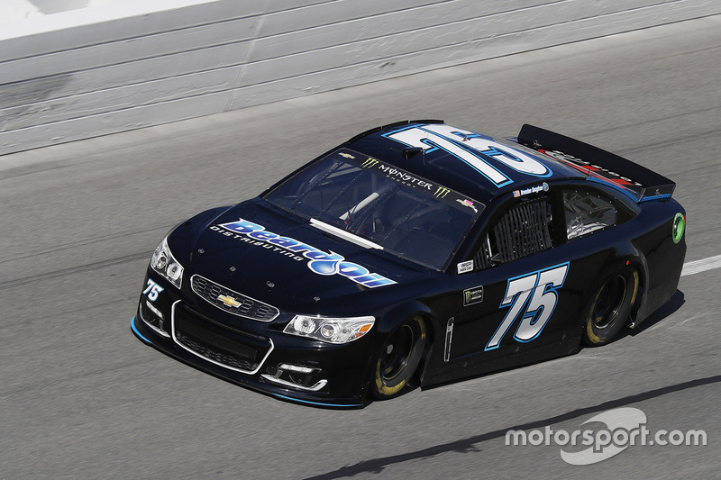 11. Brendan Gaughan, Beard Motorsports, Chevrolet