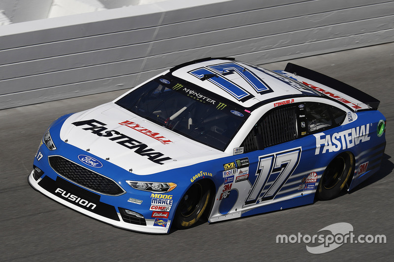 Unfall: Ricky Stenhouse Jr., Roush Fenway Racing, Ford