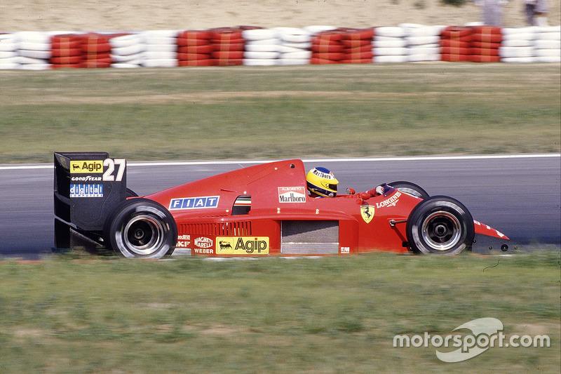 1986 : Ferrari F1-86