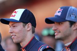 Daniil Kvyat, Carlos Sainz Jr., Scuderia Toro Rosso