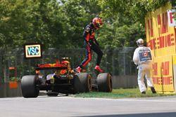 Ausfall: Max Verstappen, Red Bull Racing RB13