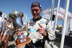 Ralli galibi Ott Tänak, M-Sport, Ford Fiesta WRC