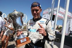 Ganador, Ott Tänak, M-Sport, Ford Fiesta WRC