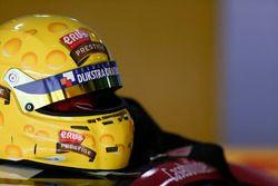 Casco de Tom Coronel, Roal Motorsport, Chevrolet RML Cruze TC1