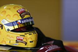 Helm van Tom Coronel, Roal Motorsport, Chevrolet RML Cruze TC1