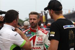 Tiago Monteiro, WestCoast Racing Honda Civic TCR