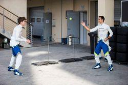 Steijn Schothorst, Campos Racing & Alex Palou, Campos Racing