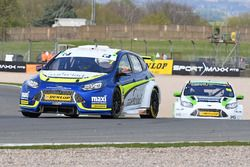 Stephen Jelley, Team Parker Racing, Ford Focus