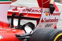 Le monkey seat de la Ferrari SF70H