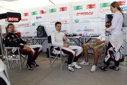 Dusan Borkovic , GE-Force, Alfa Romeo Giulietta TCR, Davit Kajaia, GE-Force, Alfa Romeo Giulietta TC