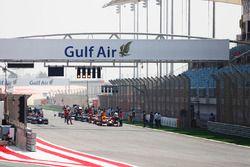 Los autos de Fórmula 2