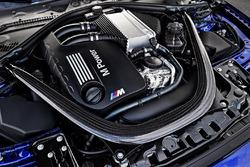 Detail: BMW M4 CS