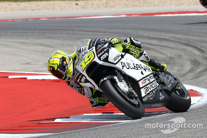 15. Alvaro Bautista, Aspar Racing Team