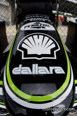 Josef Newgarden, Team Penske Chevrolet nosecone