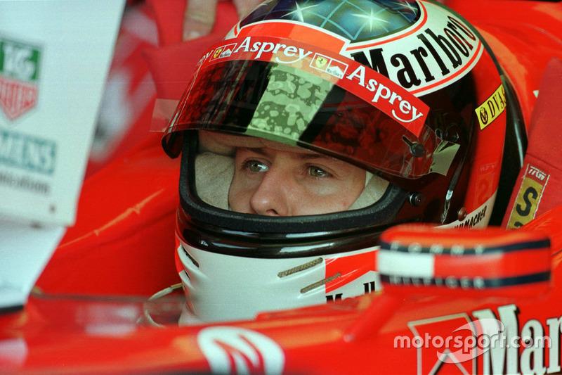 1998: Ferrari