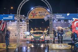 Murat Bostancı, Onur Vatansever, Castrol Ford Team Türkiye, Ford Fiesta R2T