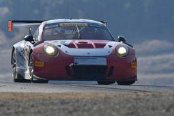 #58 Wright Motorsports Porsche 911 GT3 R: Patrick Long, Jörg Bergmeister, Romain Dumas