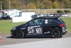 Marcel Muzzarelli, Opel Corsa OPC, Garage Metropol Racing Team, Course 2