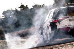 Esapekka Lappi, Janne Ferm, Toyota Yaris WRC, Toyota Racing