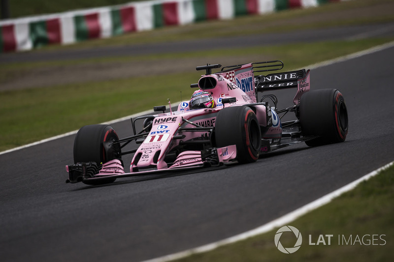 7.Серхио Перес, Force India