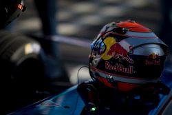 Il casco di Antonio Felix da Costa, Amlin Andretti Formula E Team