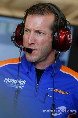 Alan Gustafson, Crewchief